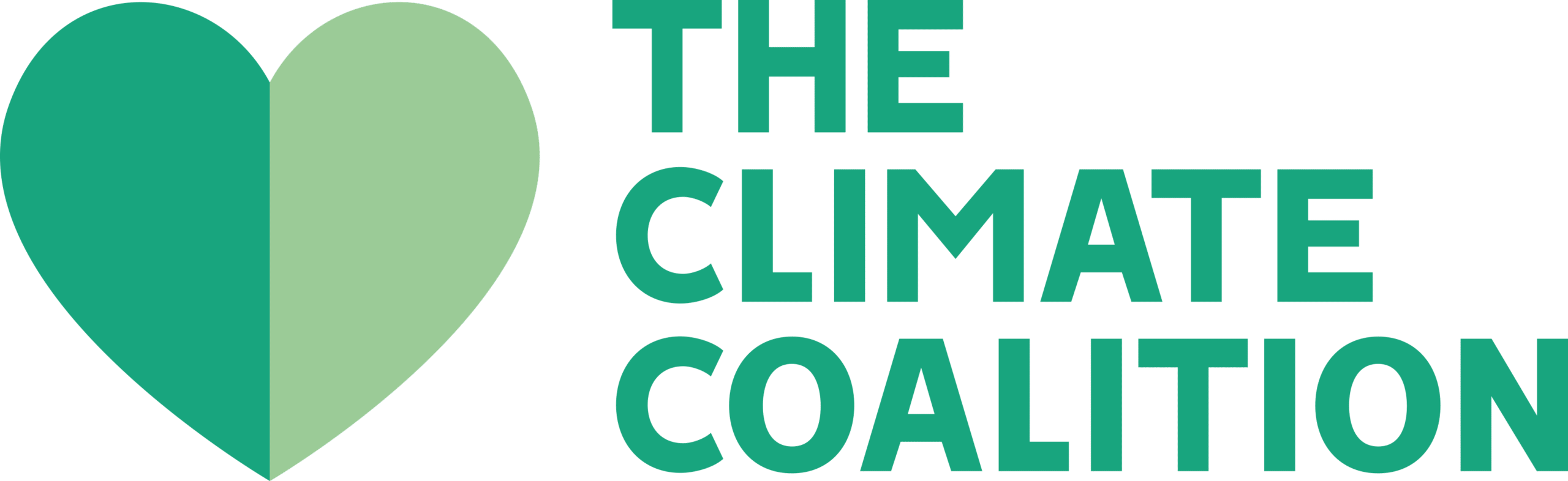 Climate Coalition logo